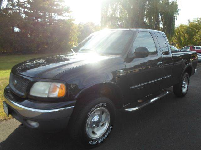Red Hill Auto Newport Pa >> 2001 Ford F150 Xlt 4x4 Supercabshortbed 125k Miles We | Autos Post