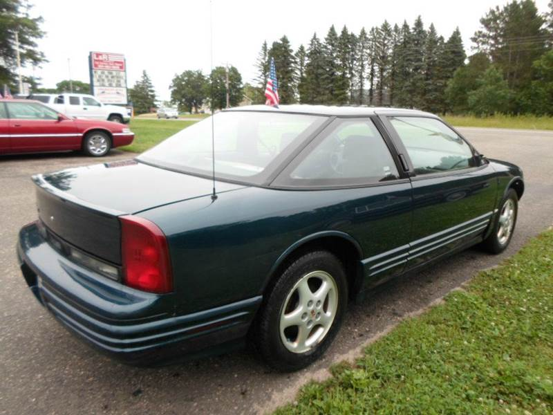 Integrity Auto Sales >> 1997 Oldsmobile Cutlass Supreme SL 2dr Coupe In Forest Lake MN - American Auto Sales