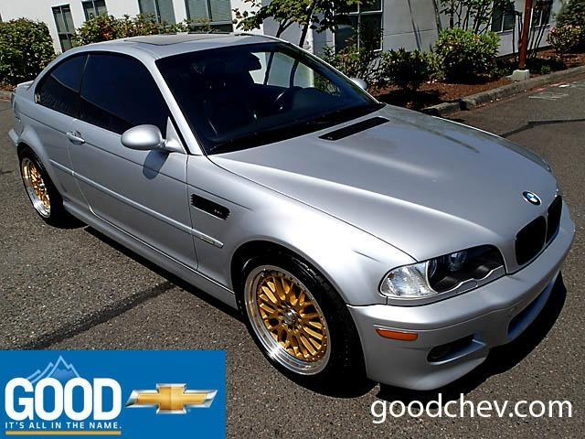 2003 BMW M3 for sale in Renton WA