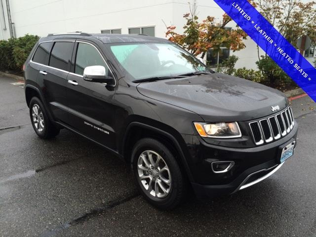 2014 jeep grand cherokee for sale in renton wa. Black Bedroom Furniture Sets. Home Design Ideas