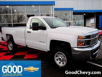 Chevrolet Silverado 3500 For Sale In Plainville Ct