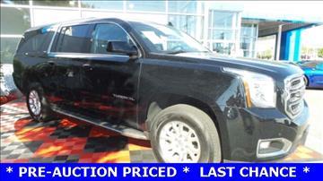 Gmc Yukon Xl For Sale Washington