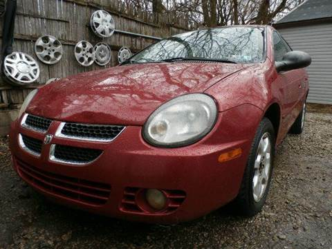 2003 Dodge Neon for sale in Columbus, OH