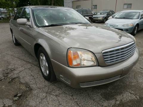 2002 Cadillac DeVille for sale in Columbus, OH
