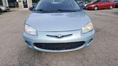 2002 Chrysler Sebring for sale in Columbus, OH