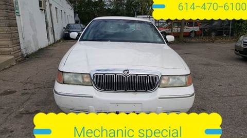 1999 Mercury Grand Marquis for sale in Columbus, OH