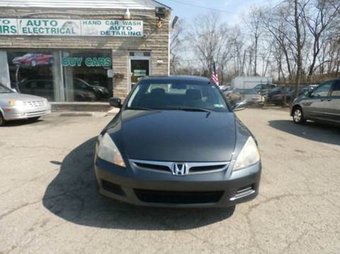 2006 Honda Accord for sale in Columbus, OH