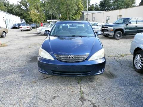 2002 Toyota Camry for sale in Columbus, OH