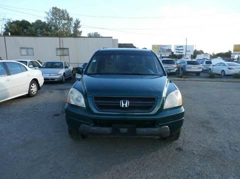 2003 Honda Pilot for sale in Columbus, OH