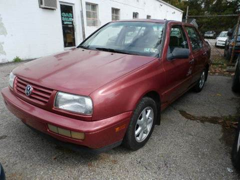 1997 Volkswagen Jetta for sale in Columbus, OH