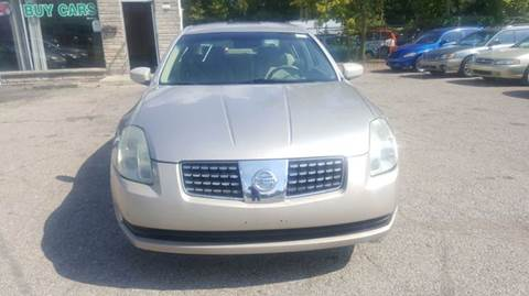 2006 Nissan Maxima for sale in Columbus, OH