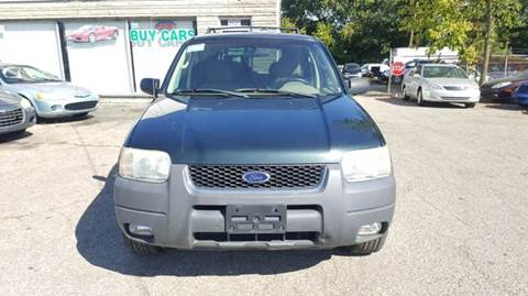 2004 Ford Escape for sale in Columbus, OH
