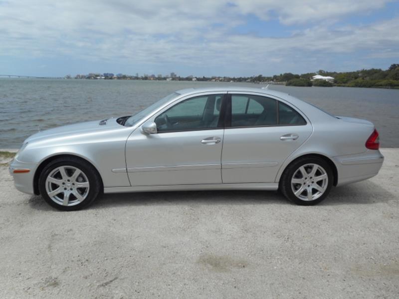Mercedes benz e class for sale in sarasota fl for Mercedes benz sarasota florida
