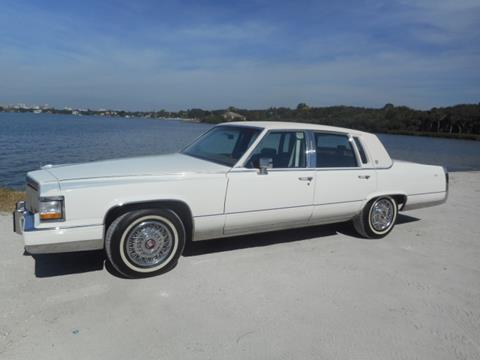 1992 Cadillac Brougham for sale in Sarasota, FL