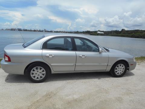 2005 Kia Optima for sale in Sarasota, FL