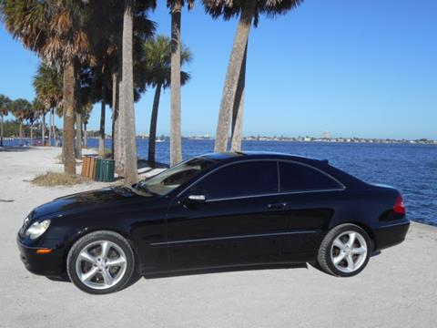 2005 Mercedes-Benz CLK for sale in Sarasota, FL