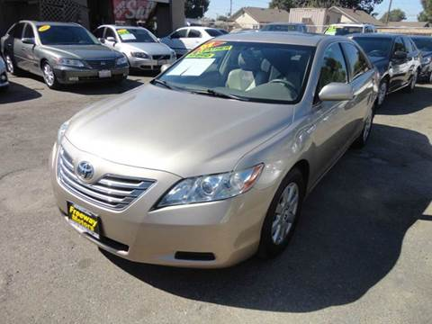 2007 Toyota Camry Hybrid for sale in Modesto, CA