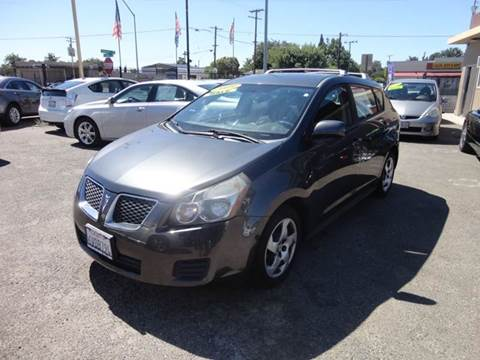 2009 Pontiac Vibe for sale in Modesto, CA