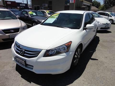 2012 Honda Accord for sale in Modesto, CA