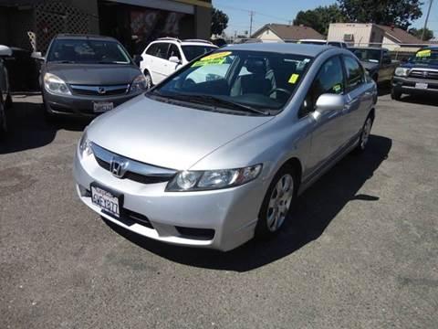 2010 Honda Civic for sale in Modesto, CA