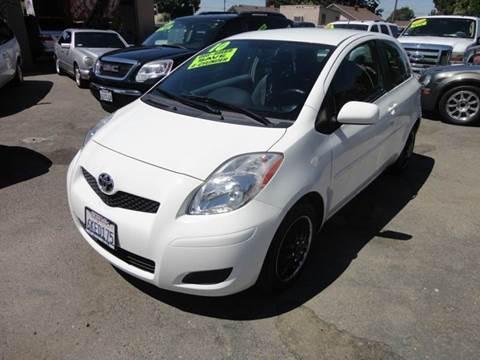 2010 Toyota Yaris for sale in Modesto, CA