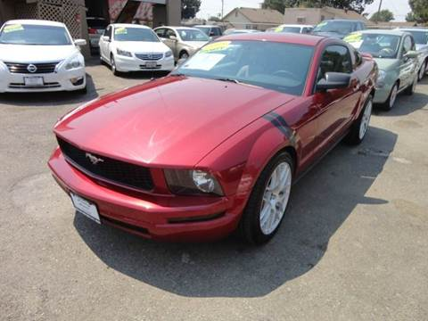 2005 Ford Mustang for sale in Modesto, CA