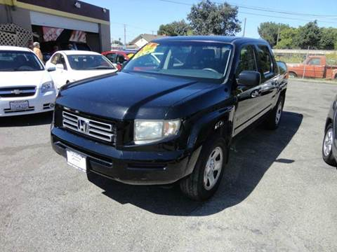 2007 Honda Ridgeline for sale in Modesto, CA