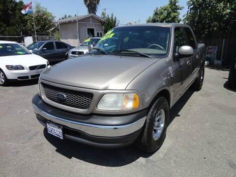 2001 Ford F-150 for sale in Modesto, CA