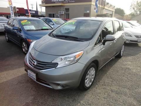 2014 Nissan Versa Note for sale in Modesto, CA
