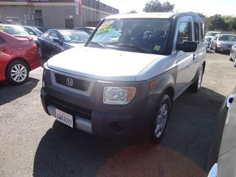 2003 Honda Element for sale in Modesto, CA