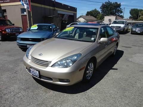 2004 Lexus ES 330 for sale in Modesto, CA
