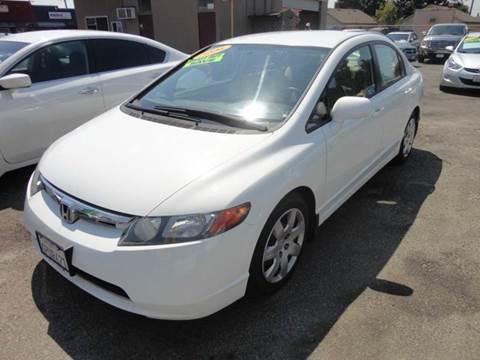 2006 Honda Civic for sale in Modesto, CA