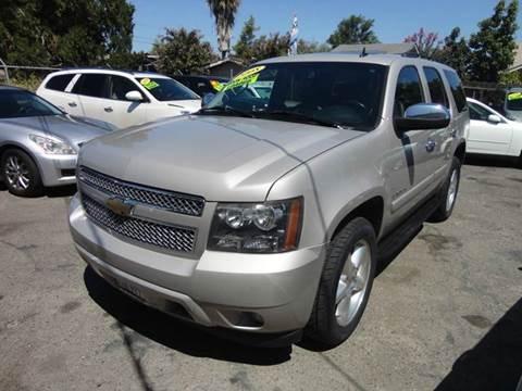 2008 Chevrolet Tahoe for sale in Modesto, CA