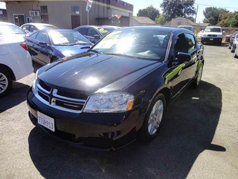 2012 Dodge Avenger for sale in Modesto, CA