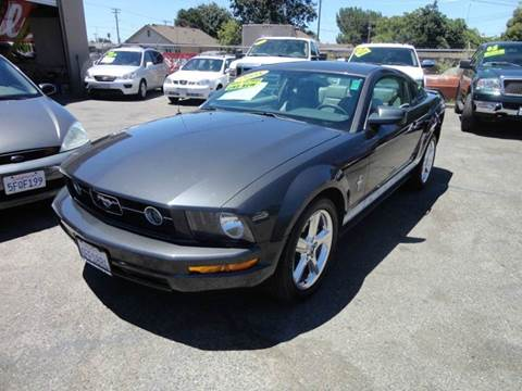 2008 Ford Mustang for sale in Modesto, CA