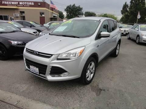 2014 Ford Escape for sale in Modesto, CA