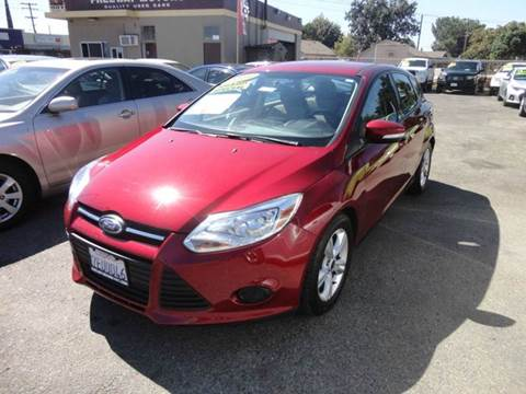 2014 Ford Focus for sale in Modesto, CA