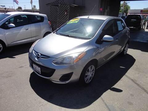 2011 Mazda MAZDA2 for sale in Modesto, CA