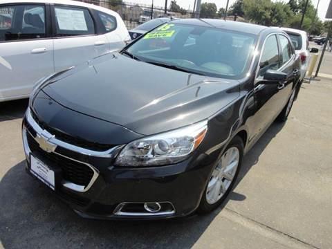 2015 Chevrolet Malibu for sale in Modesto, CA