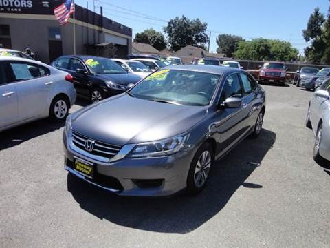 2014 Honda Accord for sale in Modesto, CA