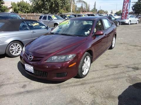 2008 Mazda MAZDA6 for sale in Modesto, CA