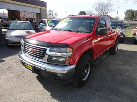 2004 GMC Canyon for sale in Modesto, CA