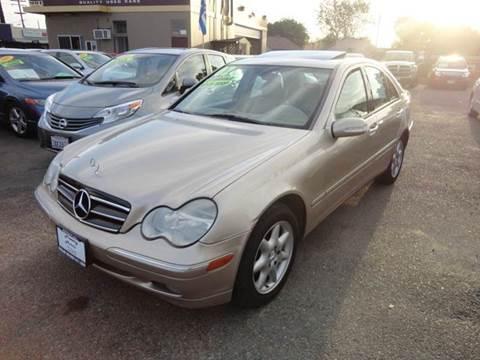 2002 Mercedes-Benz C-Class for sale in Modesto, CA