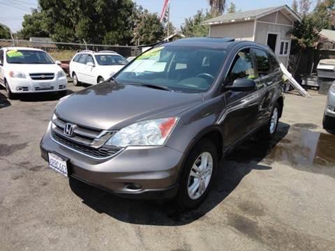 2011 Honda CR-V for sale in Modesto, CA