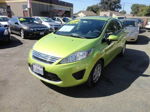 2011 Ford Fiesta for sale in Modesto, CA