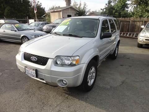 2005 Ford Escape for sale in Modesto, CA