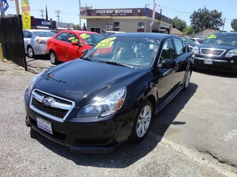 2014 Subaru Legacy for sale in Modesto, CA
