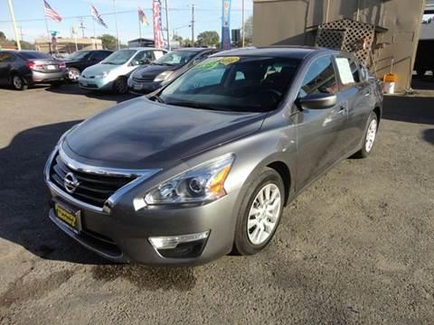 2014 Nissan Altima for sale in Modesto, CA