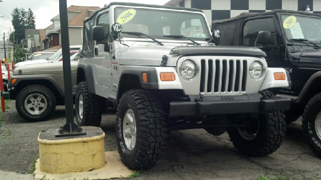 2006 Jeep Wrangler for sale in Johnstown PA