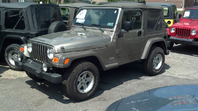 2004 Jeep Wrangler for sale in Johnstown PA